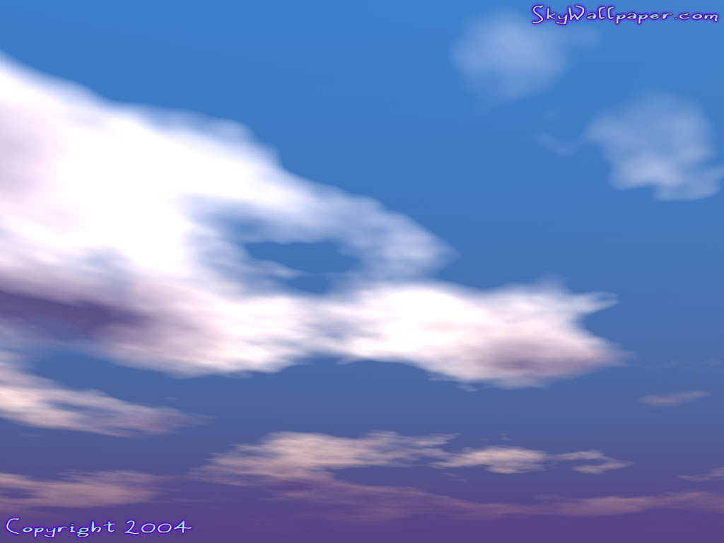 """Digital Sky Wallpaper Image"" - Wallpaper No. 83 of 109. Right click for saving options."