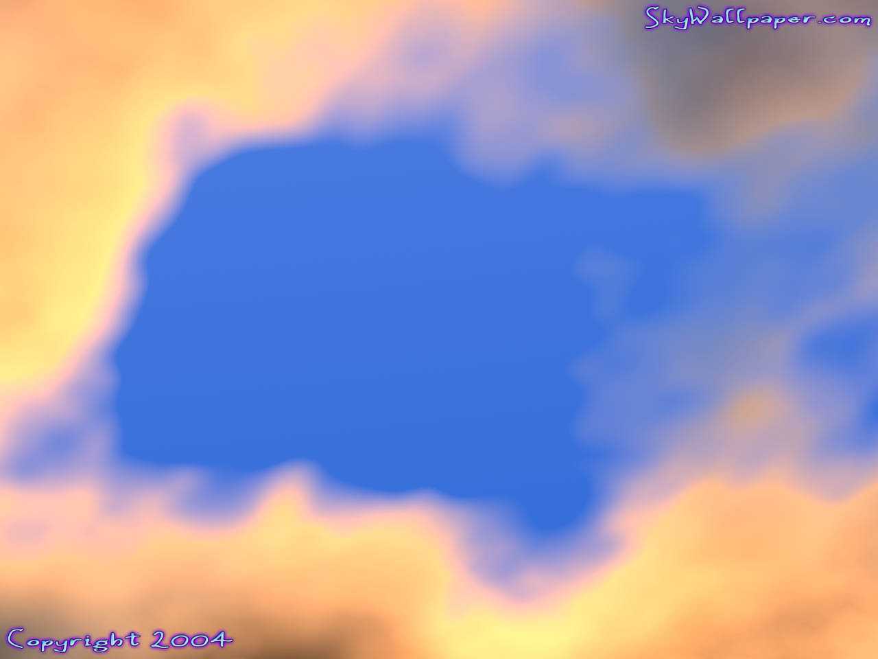 """Digital Sky Wallpaper Image"" - Wallpaper No. 87 of 109. Right click for saving options."