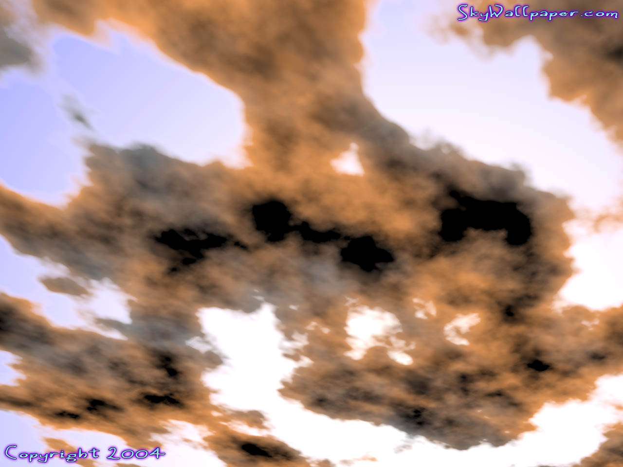 """Digital Sky Wallpaper Image"" - Wallpaper No. 88 of 109. Right click for saving options."