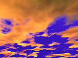 """Digital Sky Wallpaper Image"" - Wallpaper No.50.  Click for 640x480 or select another size."