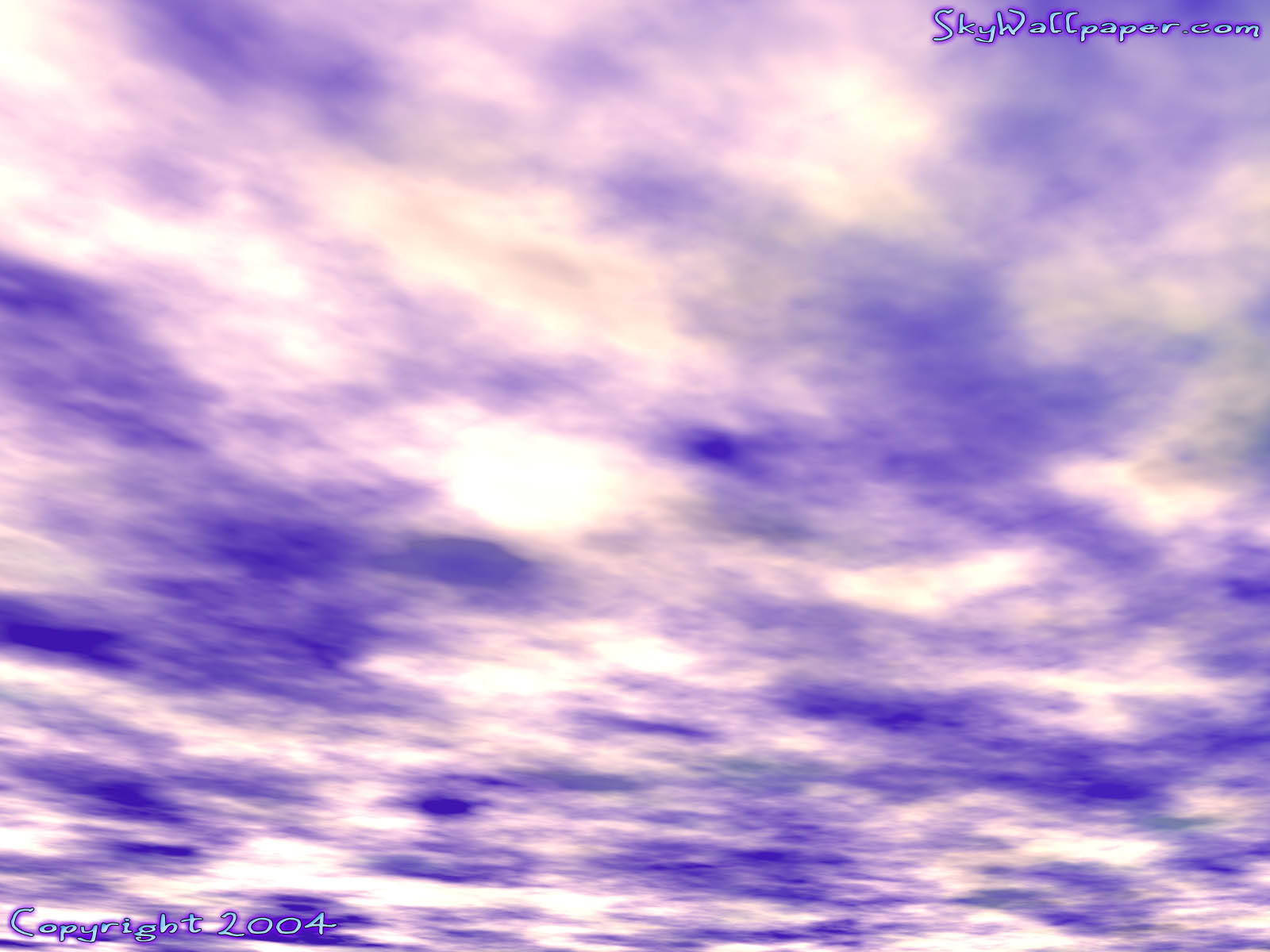 """Digital Sky Wallpaper Image"" - Wallpaper No. 81 of 109. Right click for saving options."