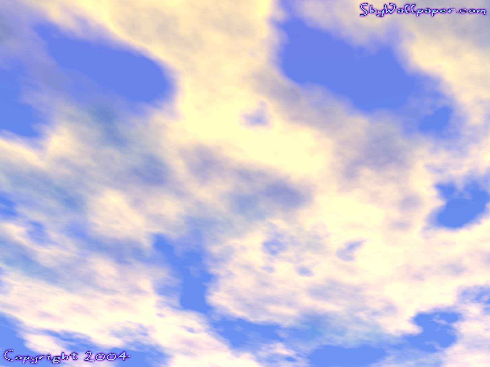 """Digital Sky Wallpaper Image"" - Wallpaper No. 91 of 109. Right click for saving options."