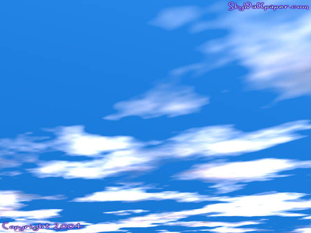 """Digital Sky Wallpaper Image"" - Wallpaper No. 84 of 109. Right click for saving options."