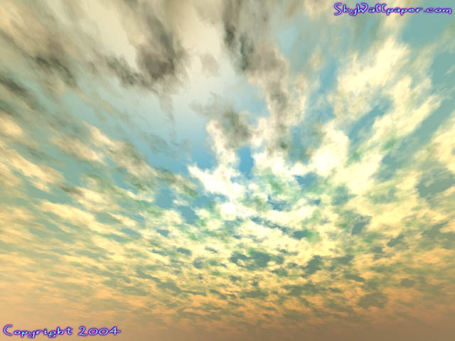 """Digital Sky Wallpaper Image"" - Wallpaper No. 109 of 109. Right click for saving options."