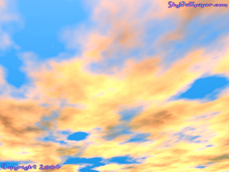 """Digital Sky Wallpaper Image"" - Wallpaper No. 86 of 109. Right click for saving options."