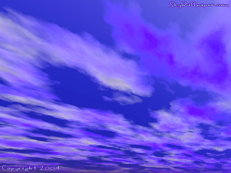 """Digital Sky Wallpaper Image"" - Wallpaper No. 99 of 109. Right click for saving options."